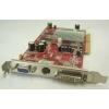 ATI Radeon 9600Pro (HIS)/AGP8x/256Mb GDDR1/128bit/DVI/VGA/TVO