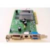 ATI Radeon 9600 (Sapphire)/AGP8x/128Mb GDDR1/128bit/DVI/VGA/TVO