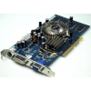 NVIDIA GeForce 6600 (Asus)/AGP8x/128МB GDDR1/128bit/VGA/DVI/TVO