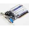 NVIDIA GeForce FX5200 (Inno3D)/AGP8x/128МB GDDR1/128bit/VGA/DVI/TVO