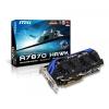 MSI PCI-Ex Radeon HD7870 Hawk 2048MB GDDR5 (256bit) (1100/4800) (DVI, HDMI, 2 x miniDispla
