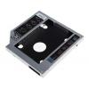 Адаптер подключения HDD 2.5' в отсек привода ноутбука полноформатный