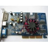 GeForce FX5200 (Manli)/AGP/128МB GDDR1/128bit/VGA/DVI/TV-OUT ТОРГ