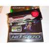 Видеокарта GIGABYTE AMD Radeon HD 5870 1GB 256bit GV-R587D5-1GD-B